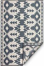 FAB HAB - Miramar - Gray Teppich/Matte für den