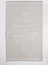 FAB HAB Teppich aus recyceltem PET (Polyestergarn)