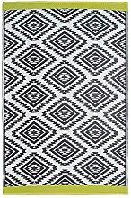 Fab Hab - Valencia - Grau - Teppich/ Matte für