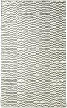 Fab Hab Veria - grau/weiß Teppich aus recyceltem