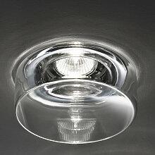 Fabbian FARETTI BLOW D27 LED-Einbaustrahler, LED