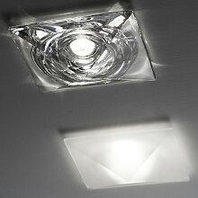 Fabbian FARETTI CHEOPE D27 LED-Einbaustrahler, LED