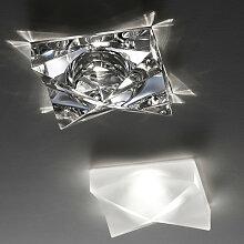 Fabbian FARETTI CINDY D27 LED-Einbaustrahler, LED