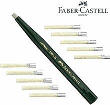 10er Pack B TK 9071 0,45€//Mine Durchmesser 2,0 mm TK-Minen Faber-Castell