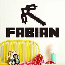 Fabian Game Poster Wandkunst Aufkleber Für