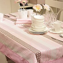 Fabric Cotton Sweet Tischtuch/Tischtuch/Tischtuch/Tee Tischdecke/Decken Handtücher-A 130*180cm(51x71inch)