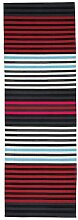 Fabula Living Dahlia Teppich Rot (l) 240.00 X (b)