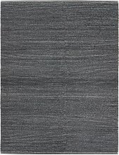 Fabula Living Erica Teppich 140x200 Schwarz/Grau