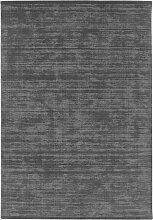 Fabula Living Loke Teppich 170x240 Grau (b) 170.00