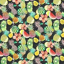 Fabulous Fabrics Cretonne Tropisch Obst Pynia —