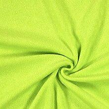 Fabulous Fabrics Frottee Stretch 17 lichtgrün —