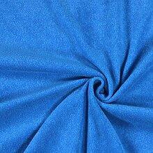 Fabulous Fabrics Frottee Stretch 19 türkisblau