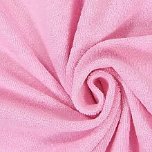 Fabulous Fabrics Frottee Stretch 4 rosa —
