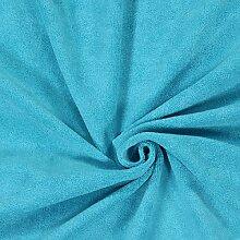 Fabulous Fabrics Frottee Stretch 8 türkis —