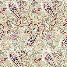 Fabulous Fabrics Marrakesch Paisley 1 – düne |