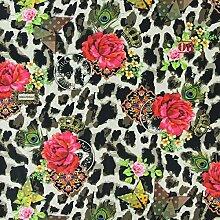 Fabulous Fabrics Melli Mello Panter Farbmix —