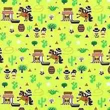 Fabulous Fabrics Tula Bio Baumwolle Western –