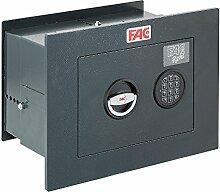 FAC 102-E Rasha - Ausziehbarer elektronischer Tresor