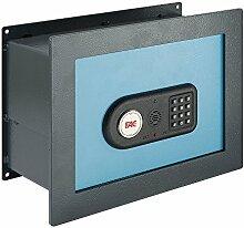 FAC 102-IE Evolution P/A - Elektronischer Tresor, mit integriertem System, Farbe blau