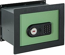 FAC 102-IE Evolution P/V - Elektronischer Tresor, mit integriertem System, Farbe grün