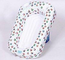FACAI888 Aufblasbare Babybadewanne / Kind Folding aufblasbaren Badewanne / aufblasbares Badewanne / Weiß