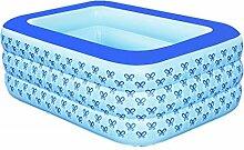 FACAI888 Aufblasbare Schwimmbecken für Kinder