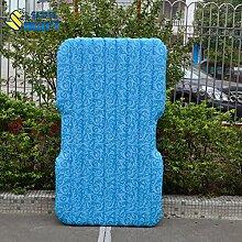 FACAI888 Kfz Luftmatratze aufblasbar Auto Mat Auto Rücksitz geteilt Auto reisen aufblasbares Bett Luftbe