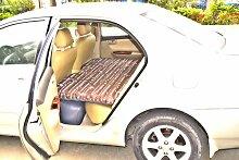 FACAI888 Split Auto Auto reisen aufblasbare Rücksitz Kissen Auto aufblasbares Bett Luftmatratze