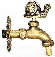 FACAIBA Wasserhahn Garten Wasserhahn