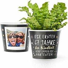 Facepot 67.Geburtstag Geschenk - Blumentopf