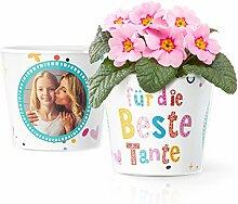 Facepot Beste Tante Geschenk - Blumentopf (ø16cm)