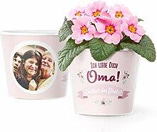 Facepot Geschenkideen für Oma - Blumentopf