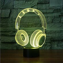 FaceToWind Acryl-Nachtlicht USB Lade LED-Licht