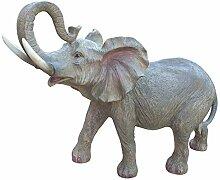 Fachhandel Plus Dekofigur Glückselefant