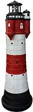 Fachhandel Plus Leuchtturm Roter Sand mit LED