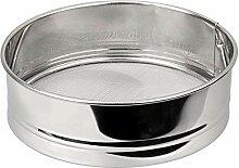 FACKELMANN Wasch-/Mehlsieb extra fein, ideal für