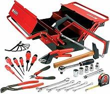 Facom BT.11CM2PG Behälter, Metall + 32 Werkzeuge