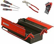 Facom BT. 9cmwb Werkzeugkasten metall 3Cases mit