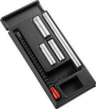 Facom Kunststoffmodul - Werkzeuge für den Wartungsdienst an Benzinmotoren   5-tlg