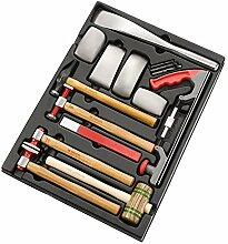 FACOM MOD.CAR2 Modul - Karosserie-Werkzeuge, 14-tlg
