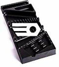 Facom PL. M22Tablett Kunststoff, schwarz