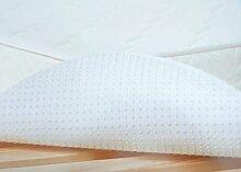 FACOTTI Noppen Matratzenschoner Lattenrost Auflage zum Schutz der Matratze staubfrei & hygienisch und rutschfes