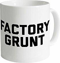 Factory Grunt Becher