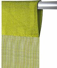Fadenvorhang mit Stangendurchzug, individuell