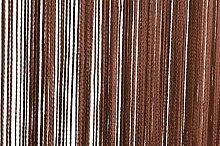 Fadenvorhang Türvorhang 90x250 cm oder 140x250 cm