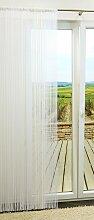 Fadenvorhang von LYSEL® - Strippe einfarbig in