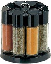 Fafalloagrron Gewürzdose, 8 Stück, für Salz-