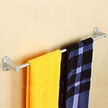FAFZ Badezimmer-Hardware-Anhänger, Badezimmer-Tuch-Zahnstange, Badezimmer-Zahnstangen