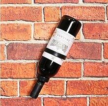 FAFZ-Champagner-Becherhalter, Weinregal Weinglas-Rack, Regal-Wein-Glas-Halter, Weinglas-Rack, Weinglas-Rack, Champagner-Glas-Rack, Glaswaren-Rack, Eisen-Bar hängende Wand Weinregal Weinregale
