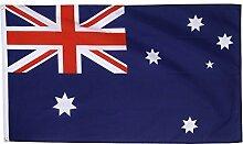 Fahne / Flagge Australien + gratis Sticker,